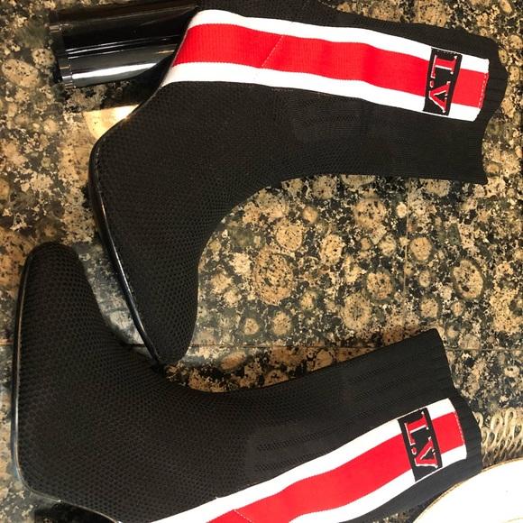 dc2a948bdb Louis Vuitton Shoes   Lv Silhouette Ankle Boot   Poshmark